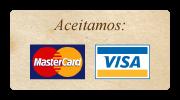 Bandeiras Visa/Mastercard